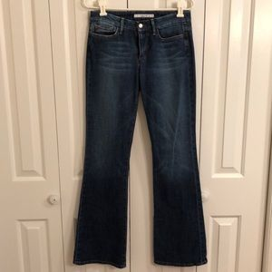 Joe's jeans size 27 muse fit gently used